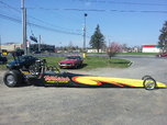 """270"""" Prostart slip joint – Rolling Chassis  for sale $12,500"""