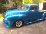 Beautiful 1950 Custom Chevy Truck