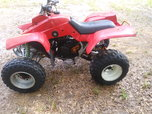1989 Kawasaki Mojave 250 restored  for sale $1,300