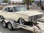 1963 Mercury Comet Pro Street Car  for sale $49,900