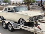 1963 Mercury Comet Pro Street Car  for sale $75,000