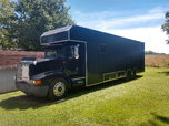 1995 International Navistar Garage Toterhome  for sale $17,000