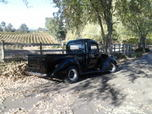 1939 FORD RESTO-ROD PICKUP  for sale $45,000