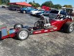 Outlaw Alcohol Dragster  for sale $49,000