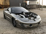 2001 trans am turbo  for sale $28,500