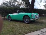 1957 MG MGA  for sale $25,000