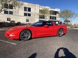 2003 C5 Corvette Coupe  for sale $23,000
