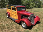 1934 Ford Woody, Hercules Motorcars, Simply Stunning, 1000 m
