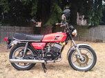 1978 yamaha rd400  for sale $3,100