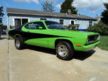 '72 340 Plymouth Duster  for sale $19,500