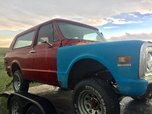 1971 Chevrolet Blazer  for sale $1,249