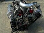 572 ford procharged steve schmidt racing engine  for sale $42,900