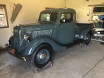 1936 Ford 1/2 Ton Pickup  for sale $17,500