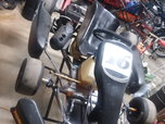 Corsa road racing kart with a kt100  for sale $1,500