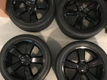 "2006-2010 Dodge Charger / Challenger SRT 20"" Rims &amp  for sale $600"