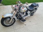 2005 Custom Harley Fat Boy