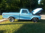 FORD F-100 BODY TRIM  for sale $100