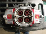 Quick fuel blow thru 750 carburetor  for sale $600