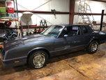 1984 Chevrolet Monte Carlo  for sale $11,500