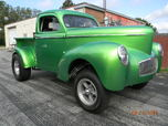 STEEL 41 Willys PU  for sale $45,000
