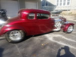 1934 5 window Chevy coupe  for sale $45,000