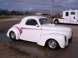 1941 Steel Willys Coupe  for sale $85,000
