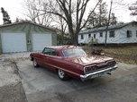 1963 Chevrolet Impala  for sale $8,000