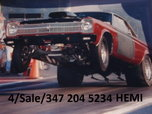 Hemi Satellite   for sale $30