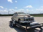 1947 DeSoto S-11  for sale $7,500