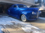 1941 ford chopped all steel