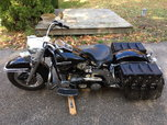 1972 Harley Davidson FLH  for sale $21,000