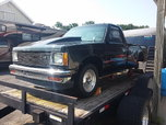 S10 drag car ( project )  for sale $2,000