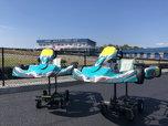Two Complete FK KA100 Karts  for sale $12,000
