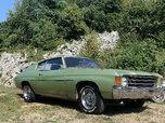 1972 Chevrolet Chevelle  for sale $7,500