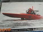 Frahs SE race boat  for sale $8,500