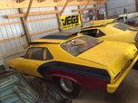 71 Nova drag car  for sale $14,200