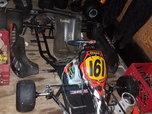 CRG 125 Complete Kart  for sale $4,000