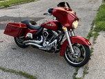 Harley Davidson street glide  for sale $19,500