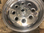 "NEW Weld 15"" x  3.5"" Spindle Mount Wheels  for sale $500"