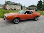 1974 American Motors Javelin  for sale $15,000