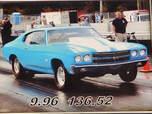 1970 Chevelle SS Race Car For Sale~582 Scott Shafiroff Motor  for sale $47,500