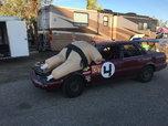 24 Hours of Lemons race car and parts/& a parts car