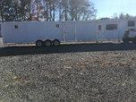 2003 Vintage 48' living quarter trailer  for sale $25,000