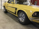 1969 Ford Mustang  for sale $69,000