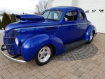 1939 Ford Coupe Steel Body Supercharged Prostreet!!
