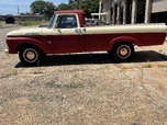 1961 Ford F-100  for sale $8,000