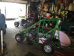Bailey wide chassis race ready  for sale $5,500