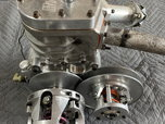 McGee 7.50 junior dragster engine/ clutch  for sale $2,800