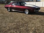 1969 Chevrolet Camaro  for sale $49,500