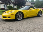 2007 Chevrolet Corvette Z06   for sale $37,500